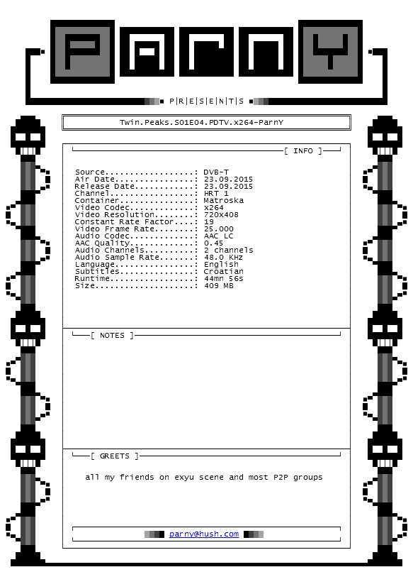 TwinPeaksS01E04PDTVx264-ParnY-nfo.png